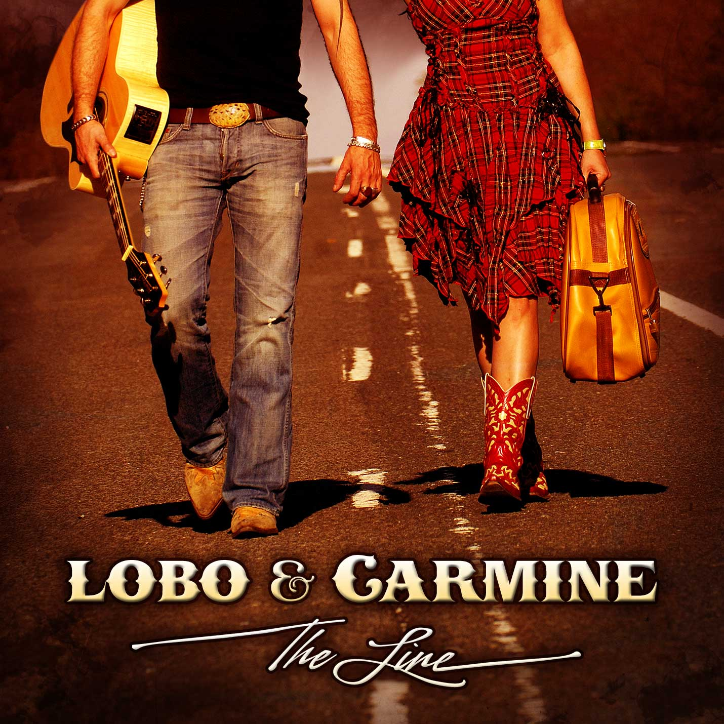 Lobo & Carmine - The Line
